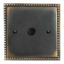 Regency Flex Outlet Dark Antique Relief
