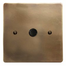 Regency Flex Outlet Hand Aged Brass