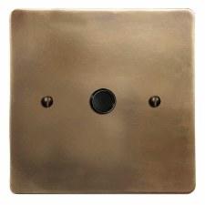 Regency Flex Outlet Hand Aged Brass