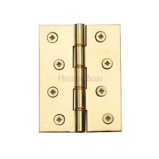 Heritage Hinge PR88-410 Polished Brass