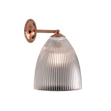 Prismatic Wall Light 343 - Copper