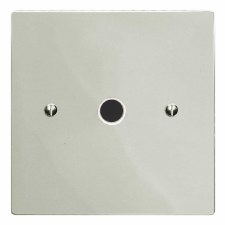 Victorian Flex Outlet Polished Nickel