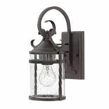 Quintessentiale Casa Single Wall Lantern Olde Black