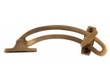 Heritage Quadrant Stay V1118 Antique Brass