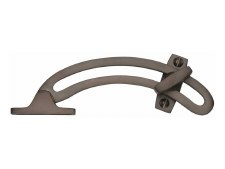 Heritage Quadrant Stay V1118 Matt Bronze