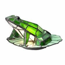 Quoizel Frog Tiffany Lamp