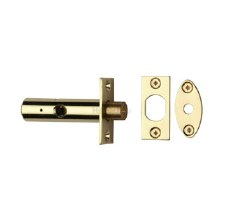 Heritage Rack Bolt RB7 Polished Brass