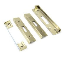 From The Anvil Euro Dead Lock Rebate Kit BS Brass