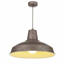 David Hunt REC0163 Reclamation Ceiling Pendant Light Weathered Bronze
