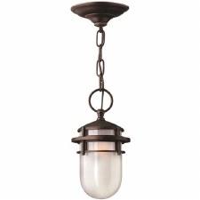 Hinkley Reef Chain Lantern Victorian Bronze