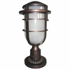 Hinkley Reef Pedestal Light Victorian Bronze