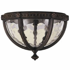Feiss Regent Court Flush Porch Ceiling Light