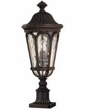 Feiss Regent Court Pedestal Lantern Light