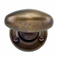 Bronze Oval Door Knobs