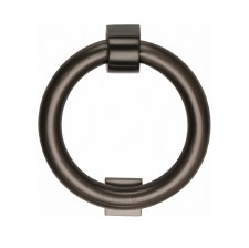 Heritage K1270 Ring Door Knocker Matt Bronze