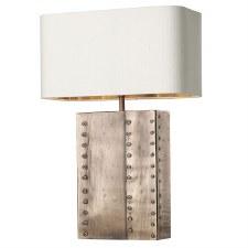 David Hunt RIV4364 Rivet Table Lamp Base Copper