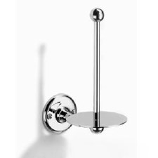 Samuel Heath N31 Toilet Roll Holder Polished Chrome
