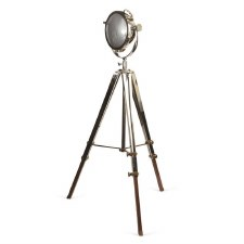 Rolls Headlamp Tripod Floor Lamp PNP