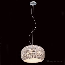 Crystal 6 Light Ceiling Pendant