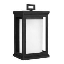 Feiss Roscoe Outdoor Wall Light MediumTextured Black