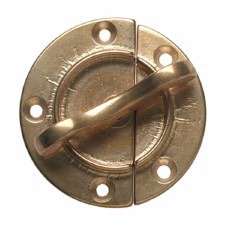 Armac Round Table Catch Brass