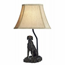 Rover Dog Table Lamp