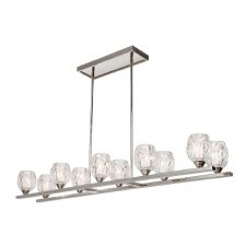 Feiss Rubin 10 Light Island Chandelier