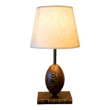 Rugby Ball Table Lamp