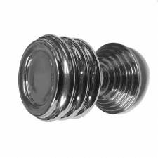 Croft 5105 Cupboard Knob Polished Chrome