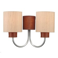 David Hunt SA423/NS Saddler Double Wall Light Leather Effect