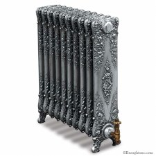 The Saint Paul Cast Iron Radiator