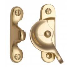 Heritage Sash Fastener V2060 Polished Brass