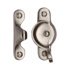 Heritage Sash Fastener V2060 Satin Nickel
