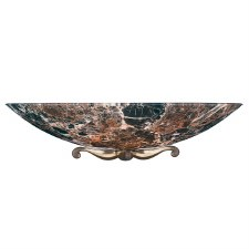 David Hunt MG28 Savoy Wall Washer Dark Marble Shade