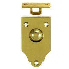 Armac Secretaire Catch Polished Brass