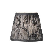 Franklite Candle Clip Lampshades Grey