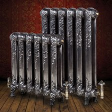 The Shaftsbury Cast Iron Radiator