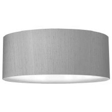 David Hunt Shallow Drum Shade DRS40 40cm Band A with Metallic Lining