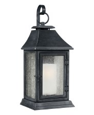 Feiss Shepherd Extra Large Outdoor Wall Light