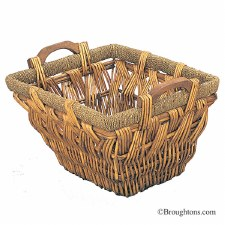 Shepton Wicker Basket