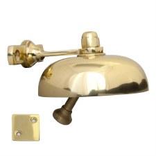 Shop Door Bell 1001 Polished Brass