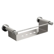 Miller 664C Shower Shelf Stainless Steel & Chrome