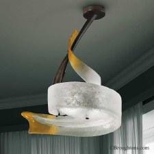 Sil Lux Capri Hanging Pendant Light