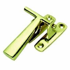 Slammo Cupboard Catch Polished Brass
