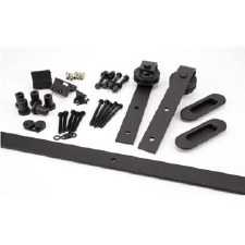 From The Anvil Sliding Door Hardware Kit 80kg - 2m Track