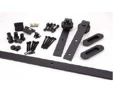 From The Anvil Sliding Door Hardware Kit 80kg - 3m Track