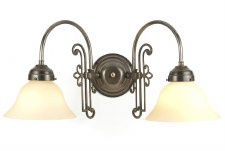 Edith Double Wall Light
