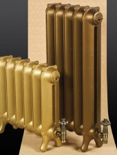 The Sloane Cast Iron Radiator