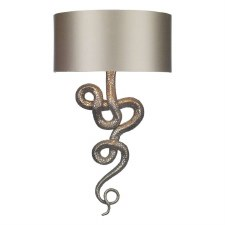 David Hunt SNA0700 Snake Wall Light Bronze
