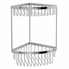 Miller 855C Soap Two-Tier Soap Basket